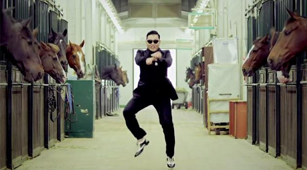 Psy + 2NE1 + Big Bang = un des meilleurs mashup de 2012