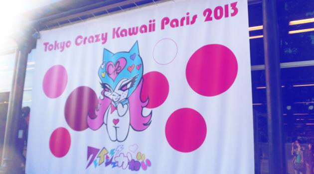 Tokyo Crazy Kawaii Paris, le reportage