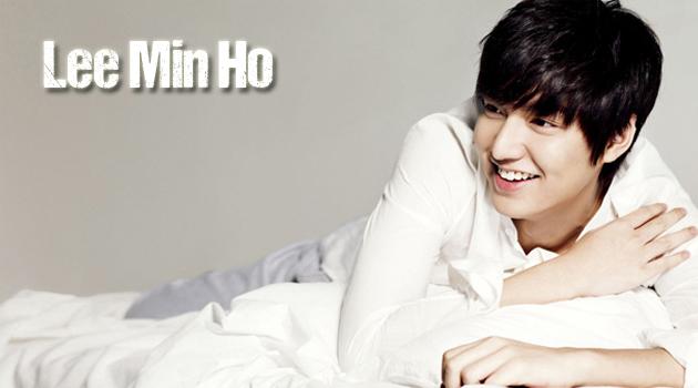 Bisho du mois : Lee Min Ho