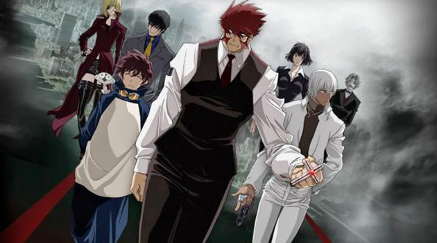 Anime – Blood Blockade Battlefront / Kekkai Sensen
