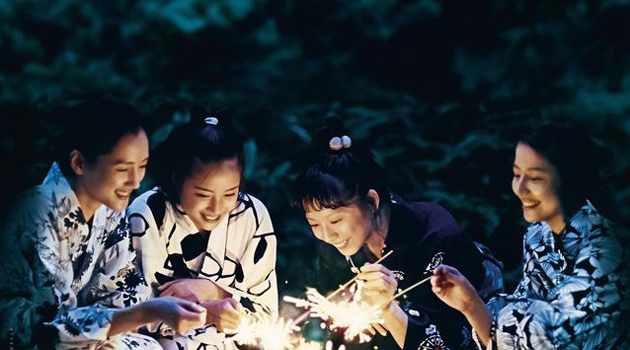 Film : Notre petite soeur / Umimachi Diary de Hirokazu Kore-eda