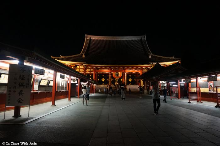Senso-ji Asakusa