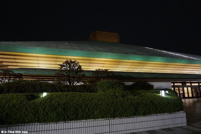 Sumo Ryogoku