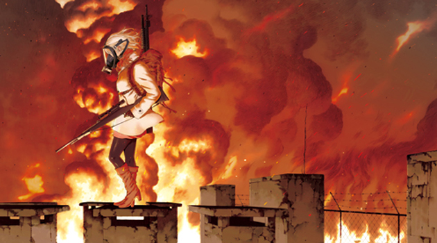Manga – Poison City de Tetsuya Tsutsui