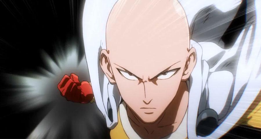Anime / Manga – One Punch Man