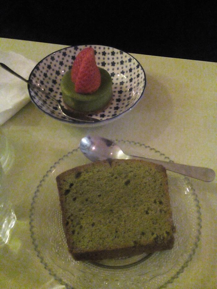 SAaM dessert