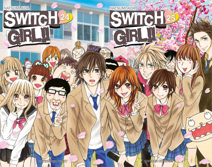 Switch Girl !!