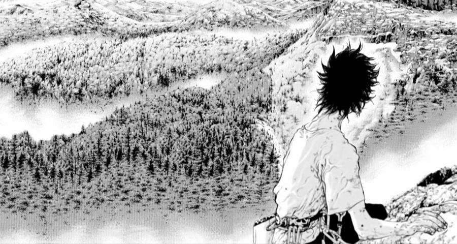 Ascension Manga