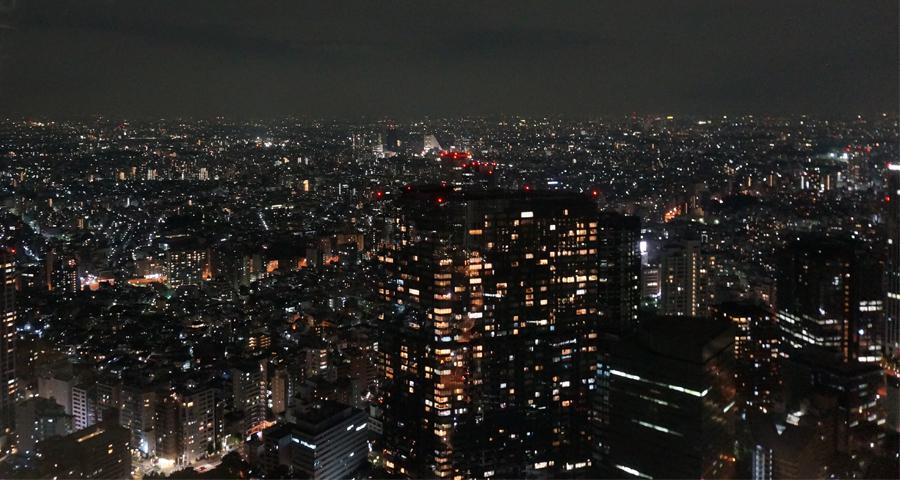 Voyage au Japon : Tokyo Metropolitan Government