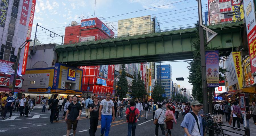 Voyage au Japon – Akihabara, quartier geek par excellence
