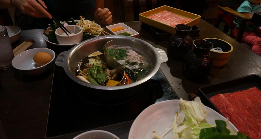 Food – Sukiyaki et Shabu Shabu, les versions japonaises du Hot Pot