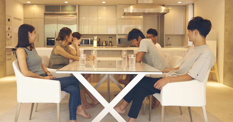 Terrace house boys and girls in the city in time with asia for Terrace house boys and girls