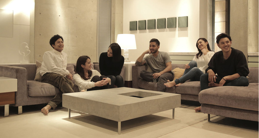 Terrace House – Boys and girls in the city