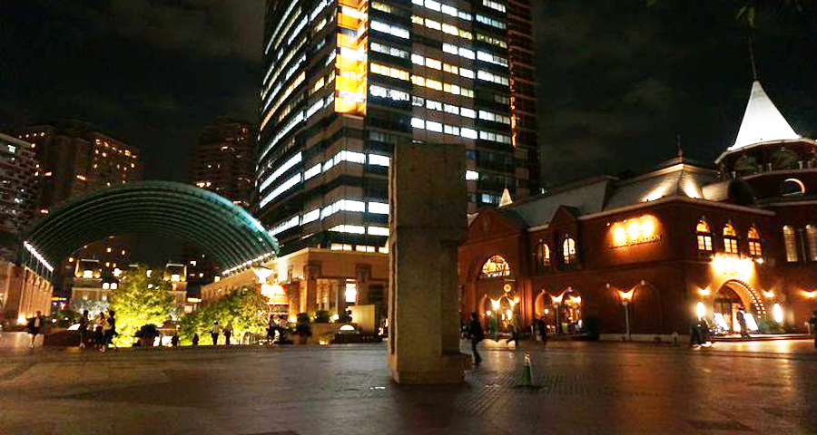 Voyage au Japon – Ebisu, sur la trace du drama Hana Yori Dango