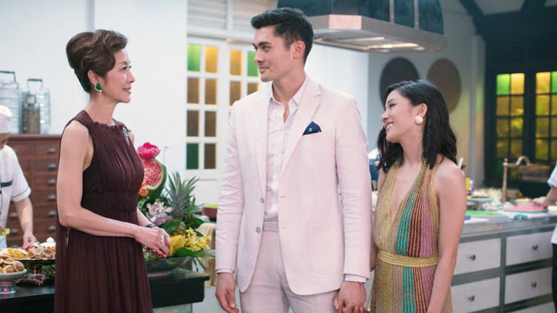 Crazy Rich Asians Film