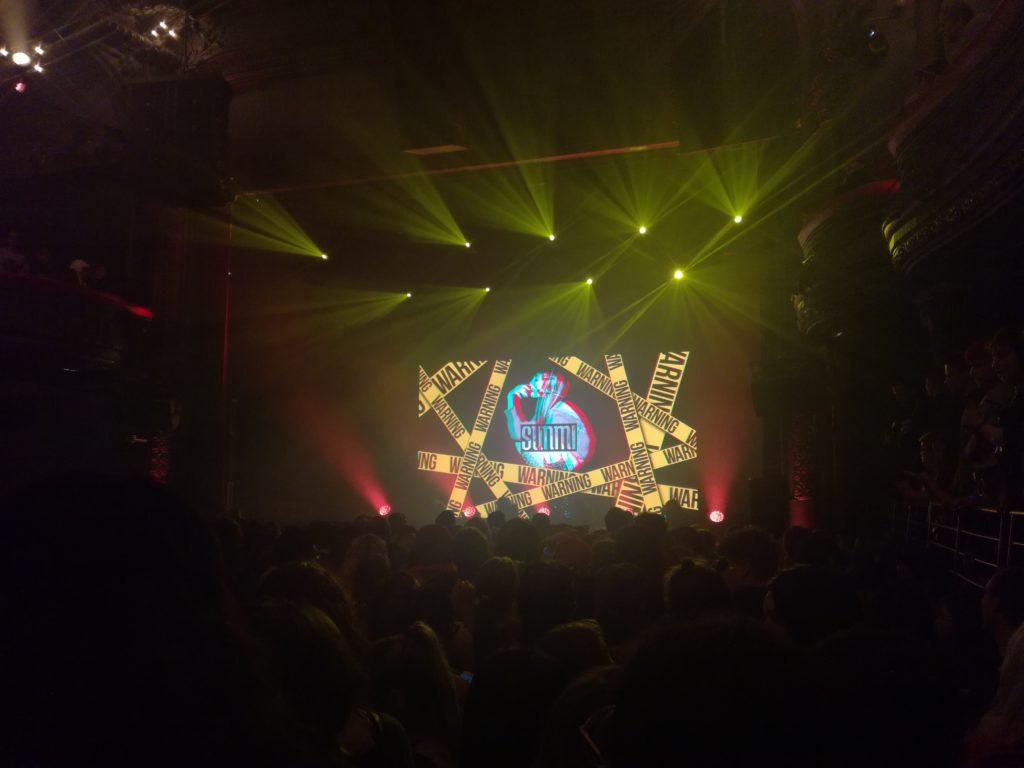 Concert Sunmi à Paris