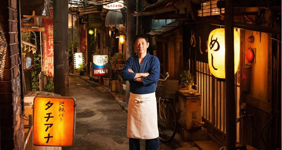 Série TV – Midnight Diner – Tokyo Stories