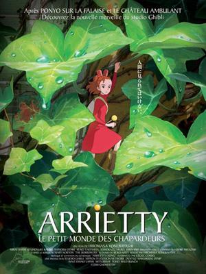 Film : Arrietty, le petit monde des chapardeurs