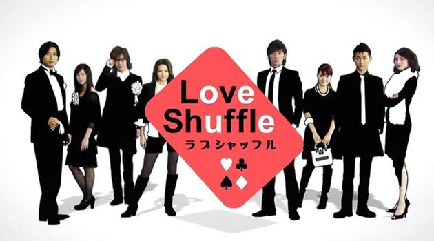 J-drama : Love Shuffle