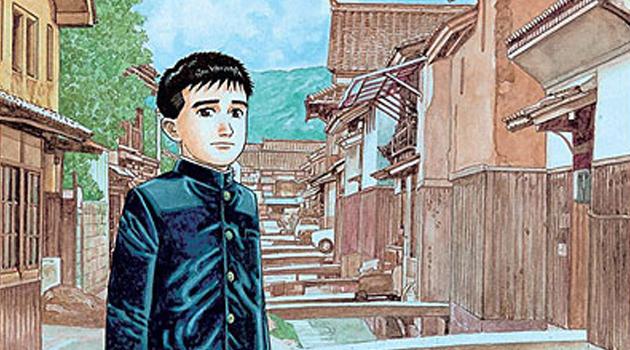 Manga : Quartier Lointain de Jiro Taniguchi