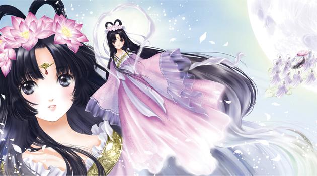 Kaguya, Princesse au clair de lune, conte pour petites et grandes filles