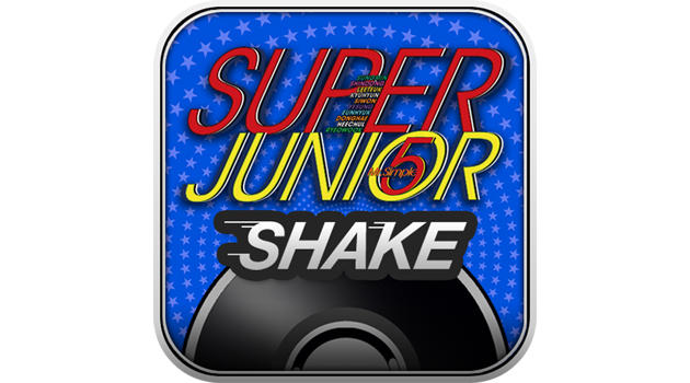 Application mobile : Shake