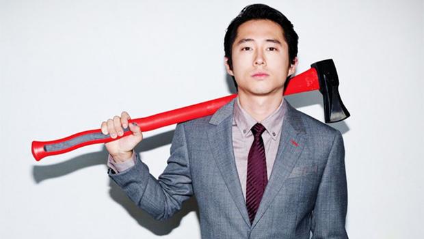 Bisho de la semaine : Steven Yeun