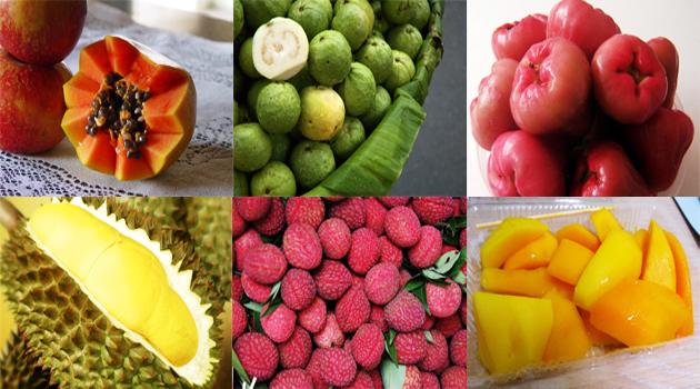 Taiwan : le pays des fruits