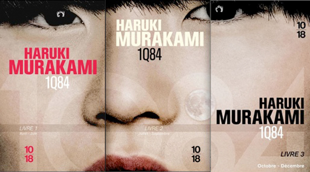 Littérature : la trilogie 1Q84 d'Haruki Murakami