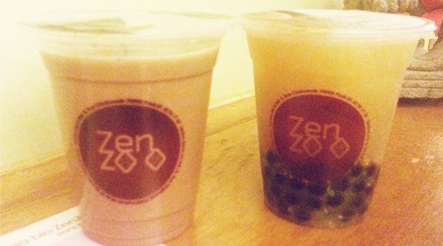 Boire un Bubble Tea à Paris : Zenzoo ou Momo ? Les spots Taiwanais