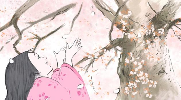 J-Movie : Le Conte de la Princesse Kaguya d'Isao Takahata