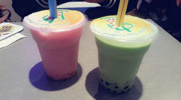 Boire un Bubble Tea : le 13e arrondissement de Paris