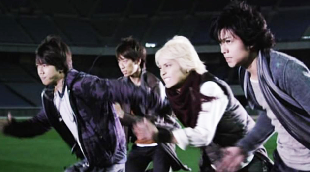 Playlist J-Pop pour le sport #2