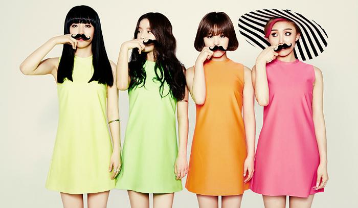 K-pop : MAMAMOO