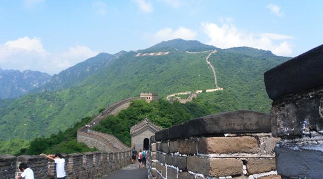 Voyage à Pékin – Jour 3 : La Muraille de Chine, le lac Xihai et le parc Olympique