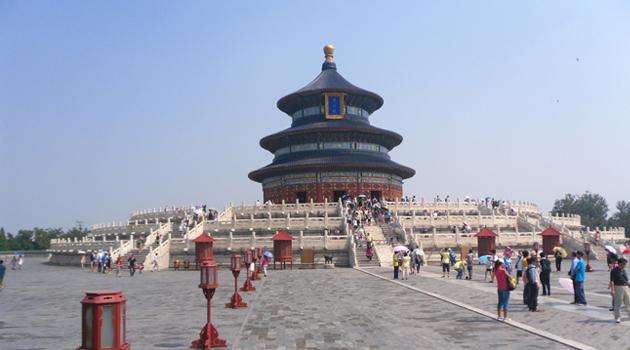 Voyage à Pékin – Jour 4 : Le Temple du Ciel, Yonghegong et Qianmen