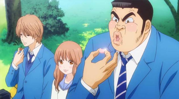 Manga / Anime – Mon Histoire / Ore Monogatari