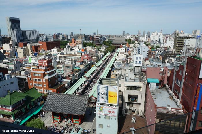 View of Asakusa