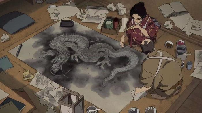 Film – Miss Hokusai de Keiichi Hara