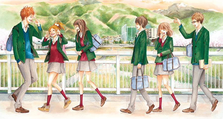 Manga – Orange de Takano Ichigo
