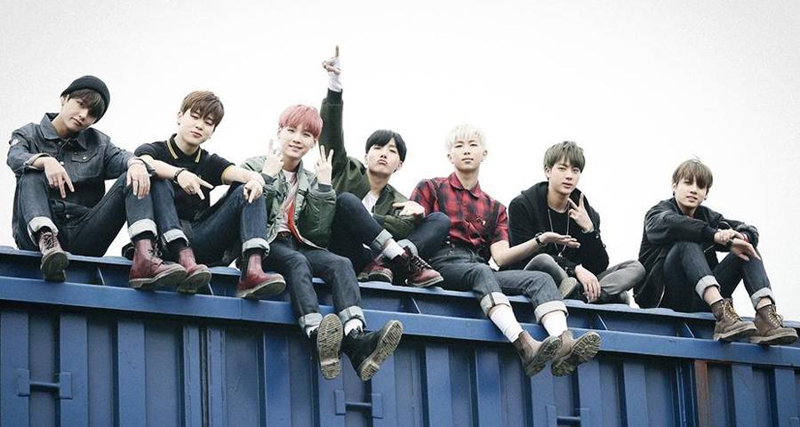 Musique : BTS / Bangtan Boys