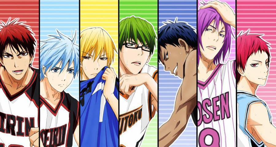 Anime – Kuroko no basket