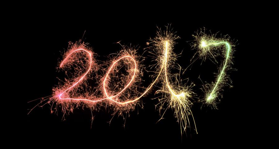 Bonne année 2017 + bilan concentré de 2016