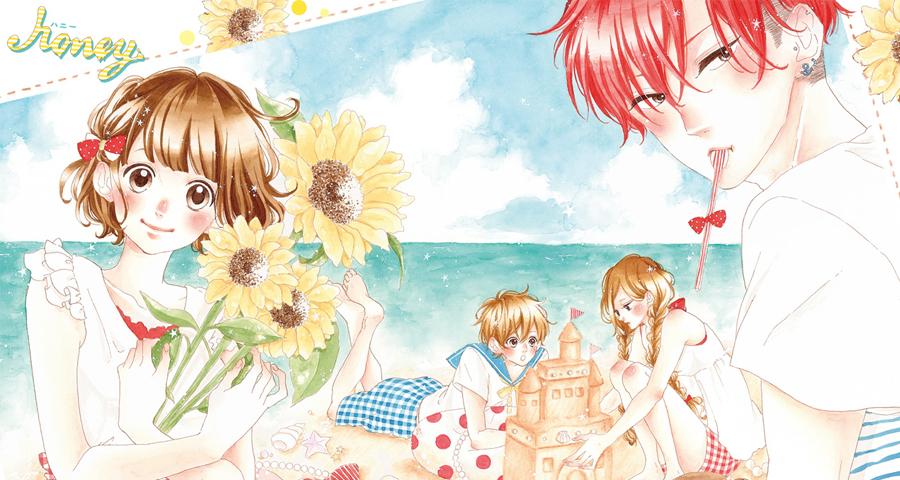 Lectures manga du mois de Décembre 2016