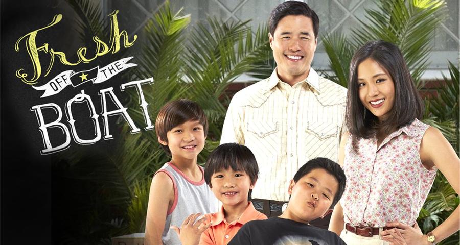 Série TV : Fresh off the boat / Bienvenue chez les Huang