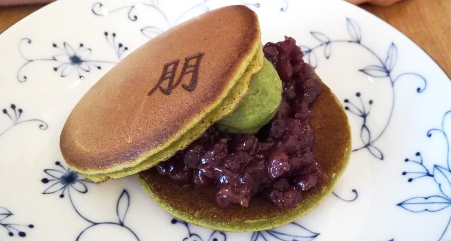 Food – Tomo, salon de thé avec dorayakis japonais