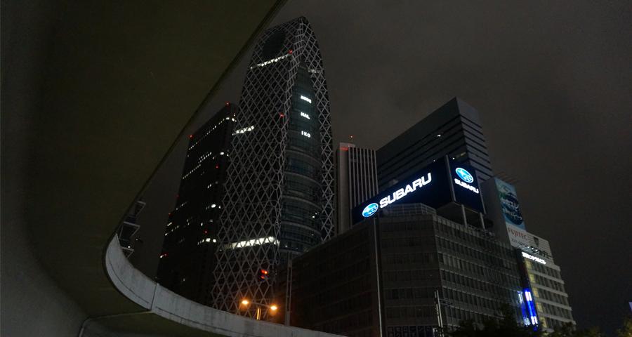 Voyage – Balade en image à Shinjuku