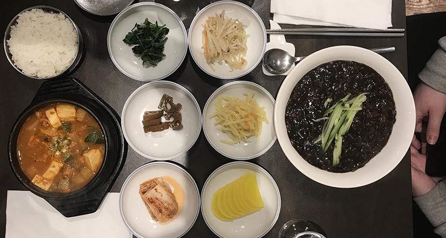 Asia in Paris – Le restaurant coréen Bobae