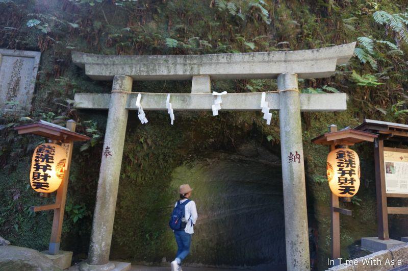 Kamakura Zeniarai Benten