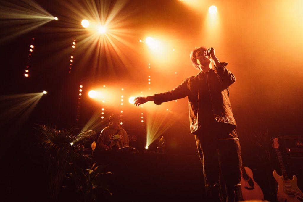 concert Sam Kim Paris